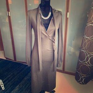 Diane Von Furstenburg Tie Dress